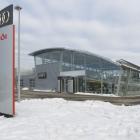 Fassaadiklaasid by Klaasmerk – Audi müügisalong (1)